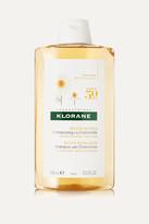 Klorane Shampoo With Chamomile, 400ml - Colorless