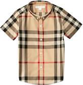 Burberry Boys' Woven Shirt