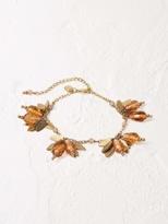 White Stuff Marmalade flower bracelet