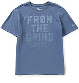 Nike Dri-FIT Cotton Grind Up Training Graphic Tee