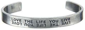 Whitney Howard Designs Silver Cuff Bracelet