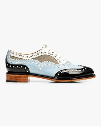 The Office of Angela Scott Mr. Doubt Brogue Oxford