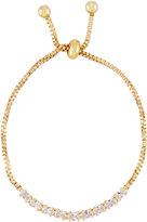 Fragments for Neiman Marcus Adjustable Crystal Bracelet, Golden