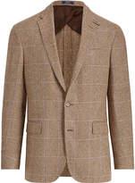 Ralph Lauren Polo Tick-weave Suit Jacket
