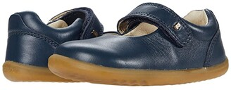 Bobux Step Up Delight (Infant/Toddler) (Navy) Girl's Shoes