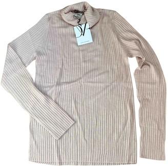 Diane von Furstenberg Pink Wool Top for Women