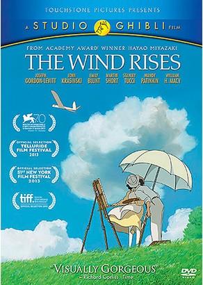 Disney The Wind Rises DVD