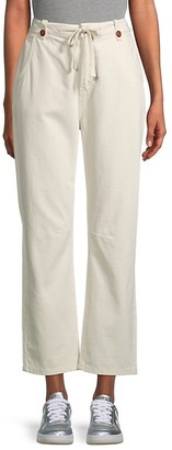 One Teaspoon Safari High-Rise Wide-Leg Jeans