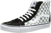 Vans Sk8-Hi Reissue - Unisex (Checkerboard) sneakers-and-athletic-shoes 7.5M, 9W M