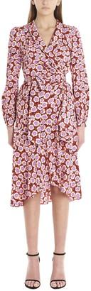 Diane von Furstenberg Carla Wrap Dress