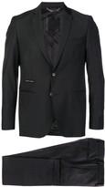 Philipp Plein slim fit two piece suit