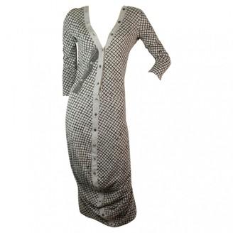 McQ \N Grey Cotton Dresses