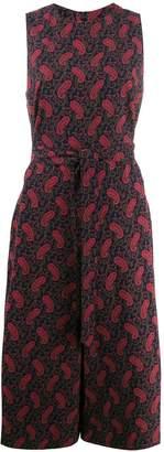 YMC paisley wide-leg jumpsuit