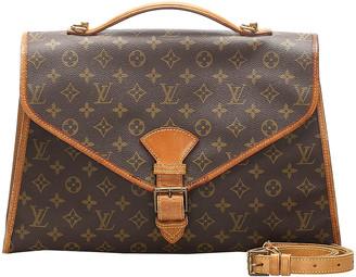 Louis Vuitton Monogram Canvas Beverly Briefcase GM bag