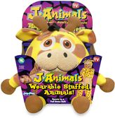 Bed Bath & Beyond J-AnimalsTM Giraffe Medium Wearable Stuffed Animal