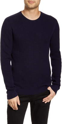 John Varvatos Davidson Regular Fit Cotton Crewneck Sweater