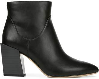 Sam Edelman Hasley Faux-Leather Short Boots