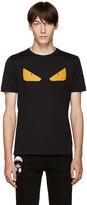 Fendi Black Monster T-Shirt