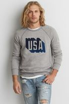 American Eagle Outfitters AE Graphic Crew Sweatshirt