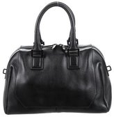 Narciso Rodriguez Leather Structured Satchel