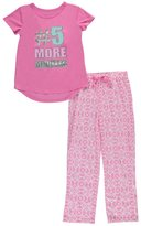 "Delia's Big Girls' ""5 More Minutes"" 2-Piece Pajamas"