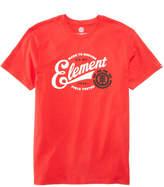 Element Men's Swash Logo T-Shirt