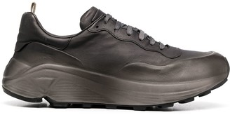 Officine Creative Faded Lace-Up Trainers