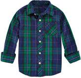 Arizona Long-Sleeve Plaid Shirt - Preschool Boys 4-7