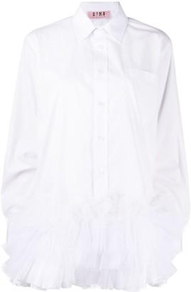 Gina Tutu-Hem Longsleeved Shirt