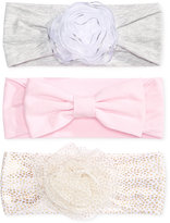First Impressions 3-Pk. Headbands, Baby Girls (0-24 months), Only at Macy's