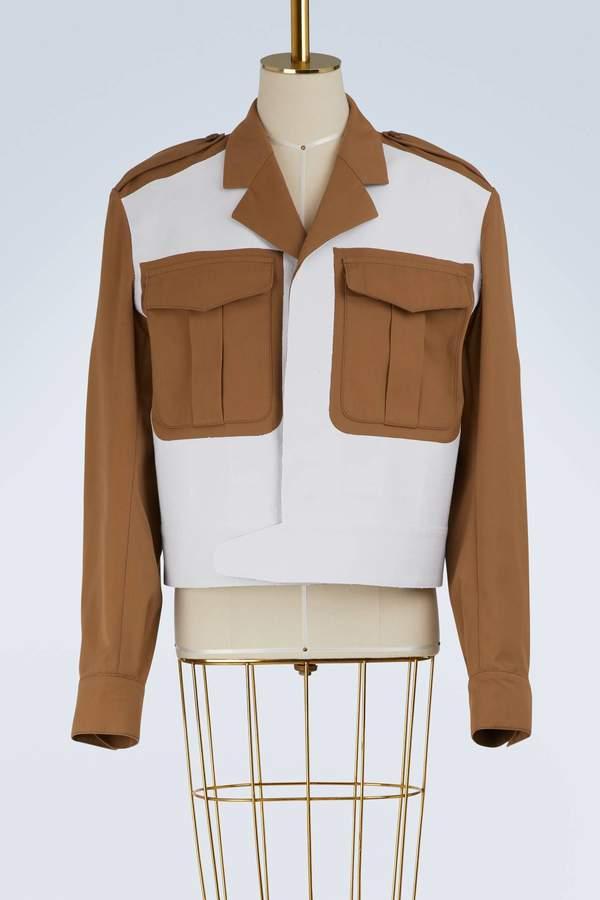 Maison Margiela Canvas jacket
