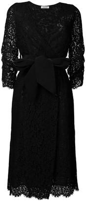 P.A.R.O.S.H. Lace Wrap Dress