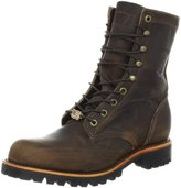 "Chippewa Men's 8"" Apache Leather Boot"