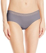 Vassarette Women's Invisibly Smooth Hipster Panty 12384