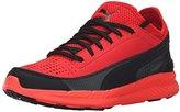 Puma Men's Ignite Sock Reflective Running Shoe
