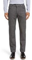 Brax Men's Cotton Blend Five-Pocket Trousers