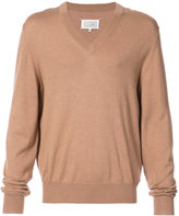 Maison Margiela jumper with elbow patches