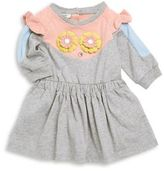 Fendi Baby Girl's Floral Cotton Dress