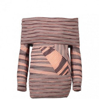 Missoni Pink Wool Top for Women