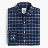 J.Crew CordingsTM for shirt in naval blue check