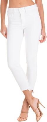 Fidelity Gwen High Waist Ankle Skinny Jeans