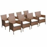 tk.TAKEO KIKUCHI Classics Laguna Patio Dining Chair with Cushion Classics