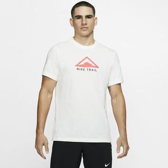 Nike Men's Trail Running T-Shirt Dri-FIT Trail