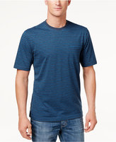 Weatherproof Vintage Men's Heathered Striped T-Shirt, Only at Macy's