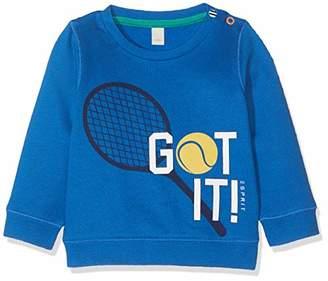 Esprit Baby Boys' Rp1500207 Sweatshirt Bright Blue 442