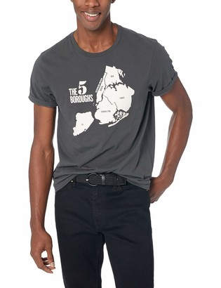 J.Crew Mercantile Men's Five Boroughs Graphic T-Shirt