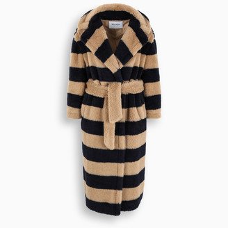 Max Mara Alpaca, wool and silk coat