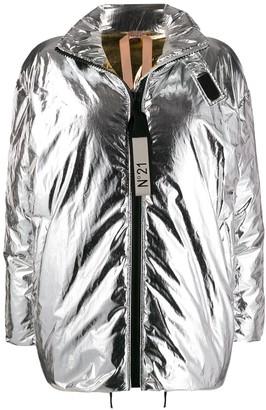 No.21 Reversible Padded Jacket