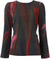 OSKLEN printed blouse