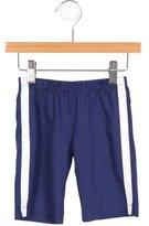 Armani Junior Boys' Two-Tone Knit Pants